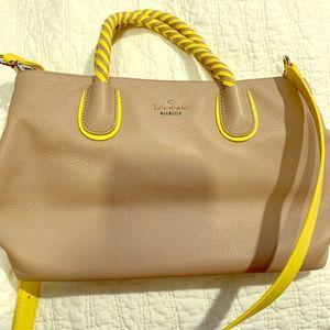 *Like New* Kate Spade Pebbled Leather Shoulder Bag